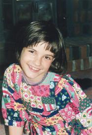 Anna - Samira in Deutschland Juli 2001